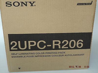 DNP Sony 2UPC-R206 Dye Sub Media (UP-DR200) ***Free P&P***