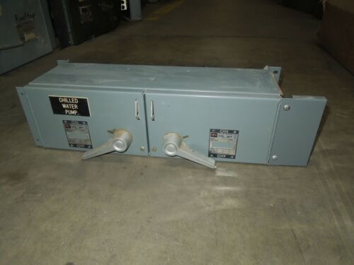 Westinghouse M50atr3212 30/60a 3p 240v Twin Fusible Panelboard Switch Fdpt3212r