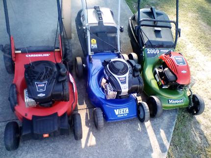 Lawn mowers Galore