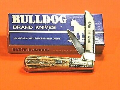 Vintage Bulldog Brand