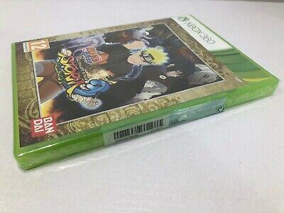 Xbox 360 - Naruto Shippuden Ultimate Ninja Storm 3 Full Burst **New &
