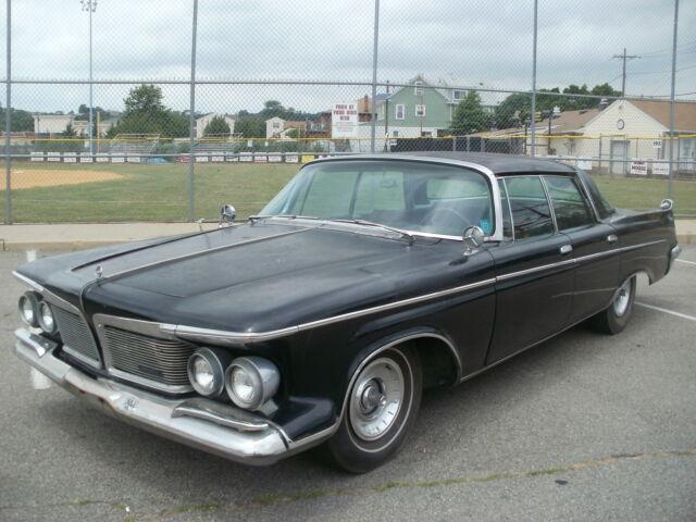 Imagen 1 de Chrysler Imperial black