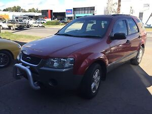 2007 Ford Territory AWD(1 year free warranty) Archerfield Brisbane South West Preview