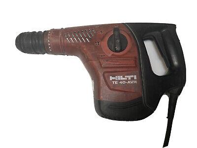 Hilti Te 40-avr - 120v Corded Rotary Hammer Drill Combihammer