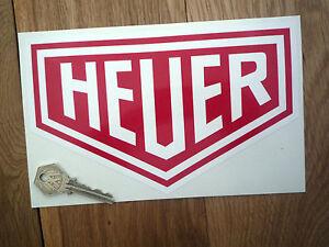 HEUER-PLAIN-200mm-classic-sports-racing-car-F1-sticker