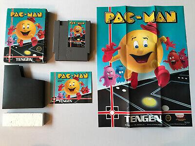 Pac-Man Tengen NES