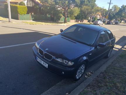 BMW 318i urgent sale
