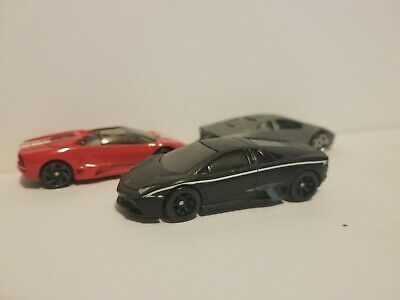 Hot Wheels Speed Machines Reventon LOOSE | SUPER RARE Plus extras