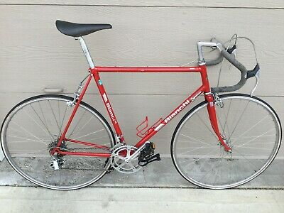 Vintage Bicycles - Vintage Bianchi Bicycle - Nelo's Cycles