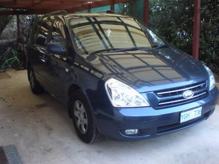 2008 Kia Carnival - 8 Seater People Mover (Excellent Condition) Latham Belconnen Area Preview