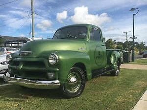 1954 Chevrolet 3100 pickup truck Wynnum Brisbane South East Preview