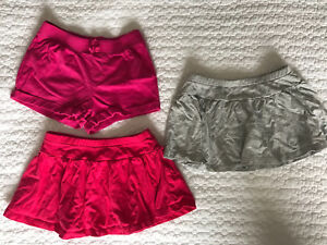 Toddler girl short and skirts. Size 2 T