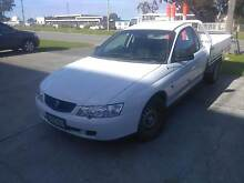 2004 Holden Commodore One Tonner Dandenong South Greater Dandenong Preview