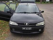 1998 Peugeot 306 XSI Manual Low Kms Valentine Lake Macquarie Area Preview