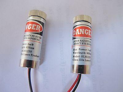 5mw Red Laser Head Adjustable Focal Length Of The Cross Red Cross Laser Light