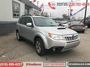 2011 Subaru Forester 2.5 XT Limited | NAV | LEATHER | PANO ROOF