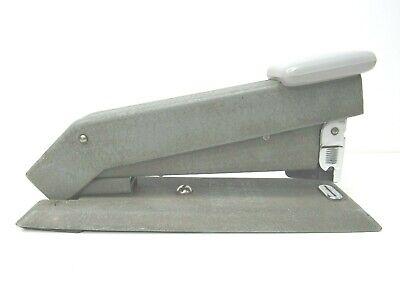 Vintage Bostitch B5b Heavy Duty Metal Gray Stapler Durable Strong Stapling Works
