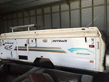 2002 Jayco Outback Swan Cowaramup Margaret River Area Preview