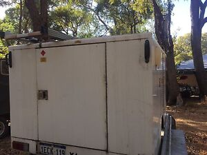 Tradie ute canopy, Telstra service body, Midland Swan Area Preview