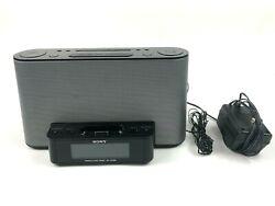 Sony Dream Machine ICF-CS10iP FM/AM Alarm Clock Radio Dock For iPod & iPhone