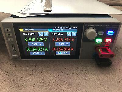 Rhode Schwarz Ngm202 6.5 Digit 2-quadrant Power Supply Com-2a - All Licenses