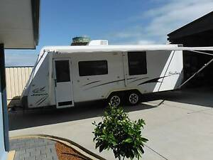 Reluctant sale 2007 Jayco Sterling Green Head Coorow Area Preview
