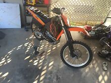KTM 620 dirtbike Condon Townsville Surrounds Preview