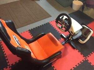 """Limited Edition NASCAR Gaming seat by """"playseat"""""""
