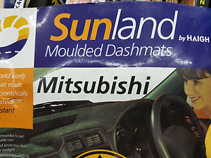 Mitsubishi Pajero NA NB NG Dashmat M15A06 Cooee Burnie Area Preview