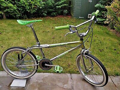 1994 AMMACO FREESTYLER 7.0 100% Chrome Retro BMX Old School Bike Haro GT Skyway