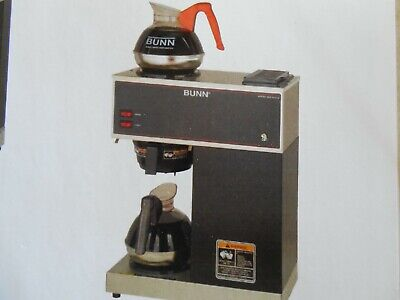 33200.1000 Bunn Vpr Remanufactured Bunn Vpr Commercial Coffee Brewer