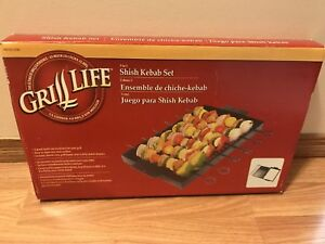 New Grill Life Shish Kebab Set