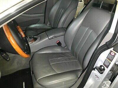 Mercedes CLS C219 W219 Leder Sitze Ledersitze Sitzgarnitur KOMPLETT grau