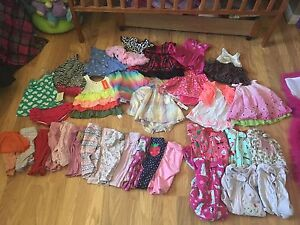 Baby girl clothing lot(S).