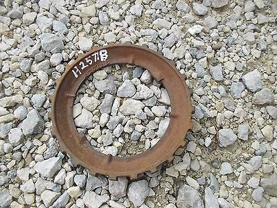 1 Used H2577b Steel Cast Iron John Deere Planter Bean Seed Plate H 2577 B