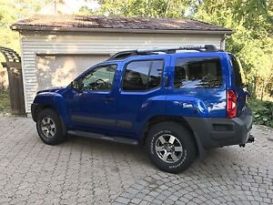 2013 Nissan Xterra Pro4X for trade
