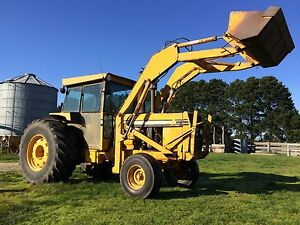 Chamberlain 4480 E 120hp tractor with loader and PTO Ballan Moorabool Area Preview