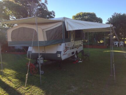 2000 jayco hawk Clontarf Redcliffe Area Preview