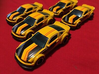 Lot of 5 Hot WHEELS 2020 2005 FORD MUSTANG 2/10 HW DREAM GARAGE TRACK STARS