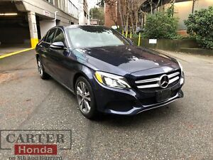 2015 Mercedes-Benz C-Class C300 4MATIC + YEAR-END CLEAROUT!