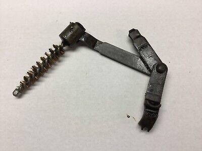 Original NOS USGI  M3A1 combo tool M1 Garand  WW2, Military, bore brush