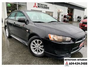 2012 Mitsubishi Lancer SE, Fully Inspected, Clean Title