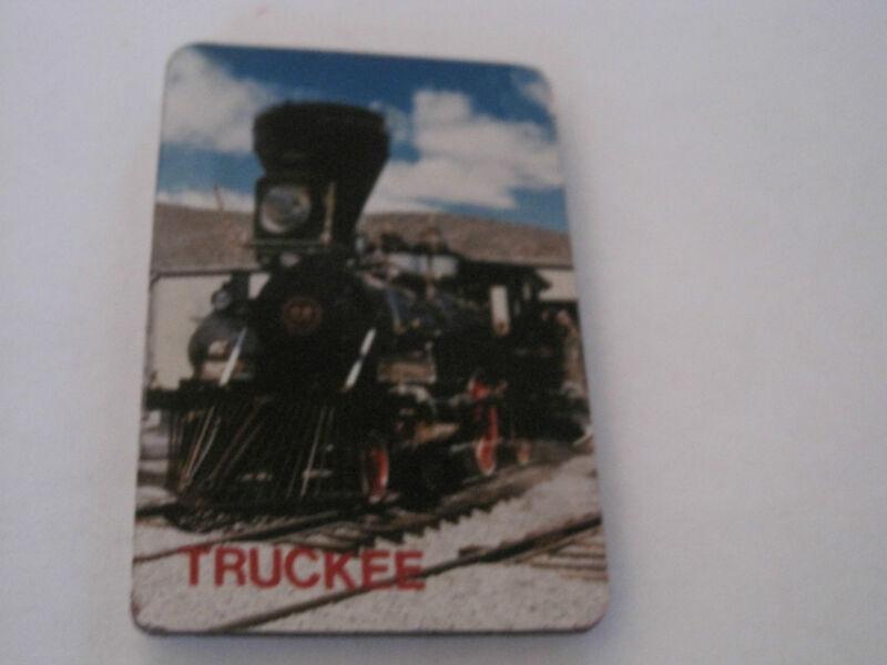 Railroad Magnet - Truckee Vintage Train