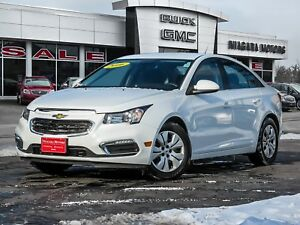 2016 Chevrolet Cruze 1LT, Bluetooth, Low KM's, XM, Remote Start,