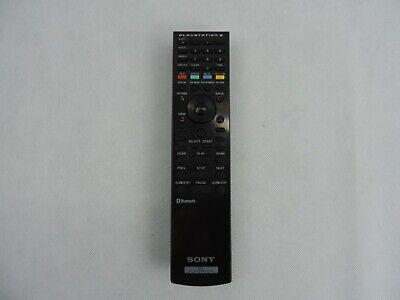 Playstation 3 BD Remote Control OEM Tested Working PS3 Sony