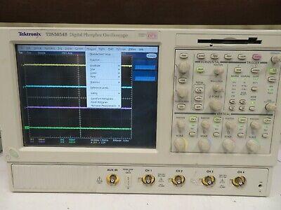 Tektronix Tds5054b 500mhz 5gss Oscilloscope - Loaded Options - Nm17