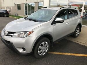 2015 Toyota RAV4 LE AWD (4X4) BLUETOOTH BANCS CHAUFFANTS