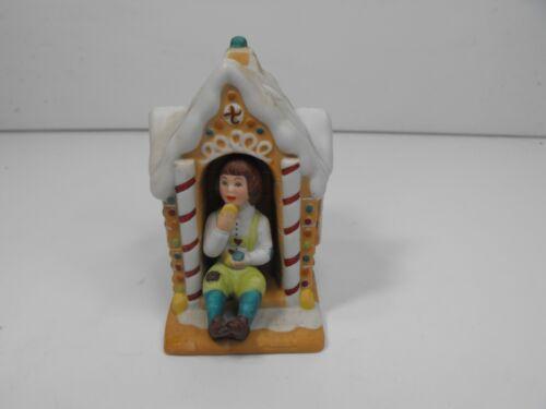 "Vintage 1986 ""Hansel & Gretel"" Porcelain Figure Franklin Mint, Maggie Murphy"