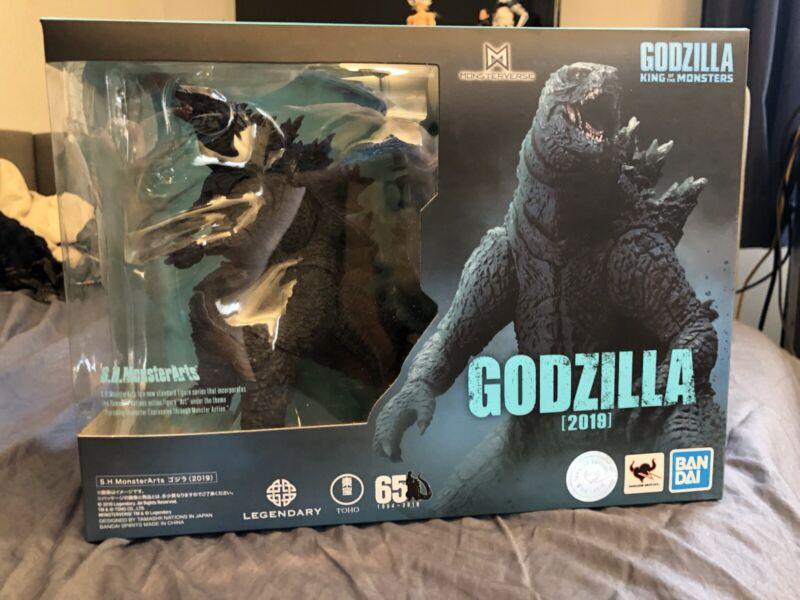 2019 Godzilla King of The Monster S.H.MonsterArts Bandai Action Figure