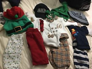 Baby boy fall/winter 3-6 month